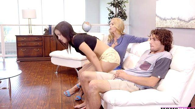 Mama-Tochter Reality Kings Lesbensex Sexvideos